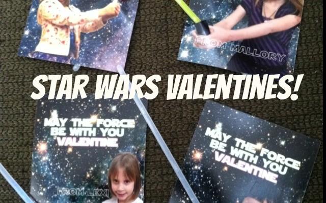 Star Wars Valentines DIY!