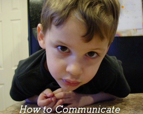 How to Communicate with a Nonverbal Child #Autism