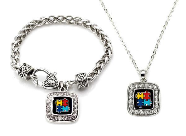 beautiful autism awareness jewelry