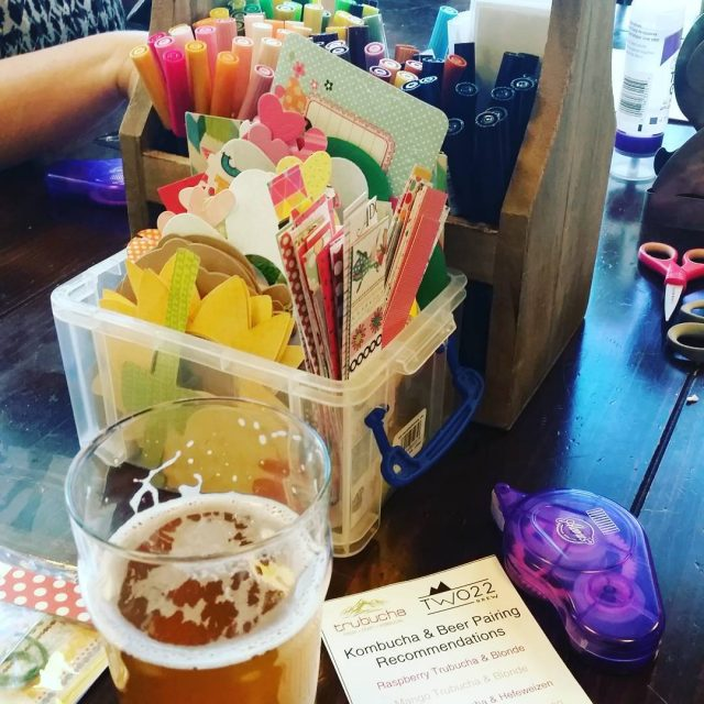 Crafty Happy Hour is happening! Join laurakellydesigns and me athellip