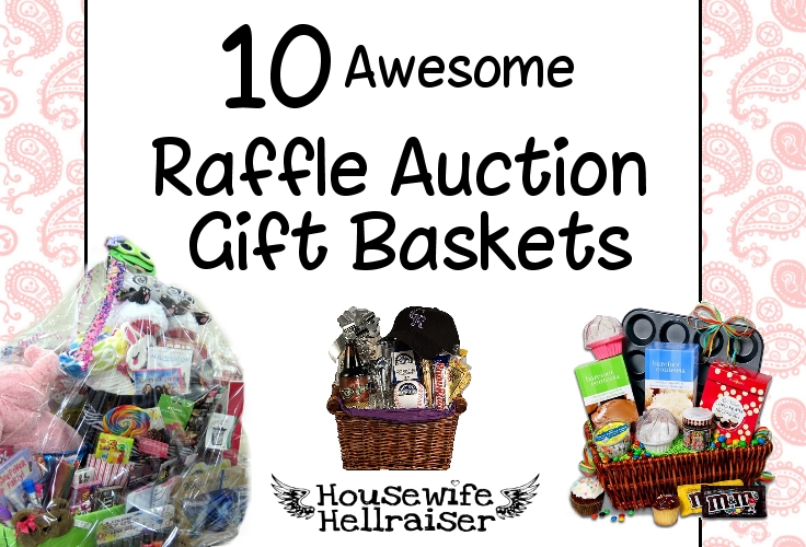 Great gift basket ideas the best collection of quotes fundraiser auction baskets 10 great gift basket ideas negle Choice Image