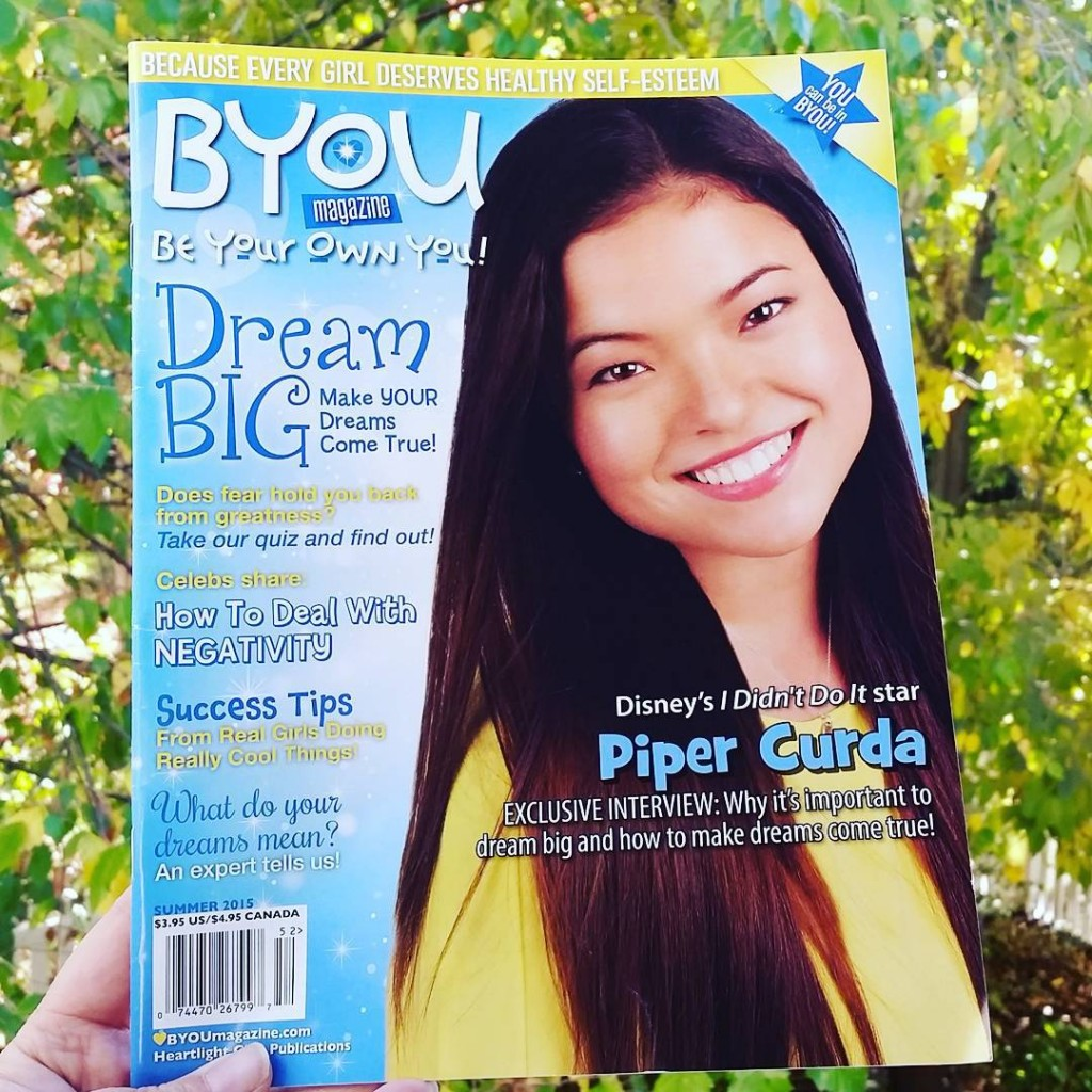 Checking out byoumagazine with my 3 little girls  havehellip
