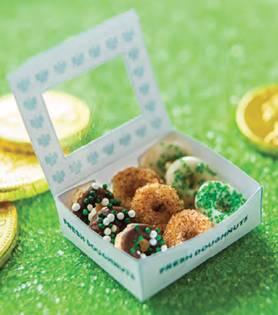 Wee Little Leprechaun Donuts!