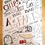BBQ Chips Smell Like Farts