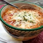 lasagna soup featured