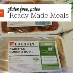 Freshly – Ready Made Healthy Meals!