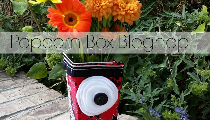 Popcorn Box Bloghop 2015!