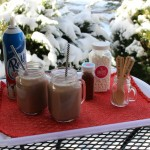 Party It Up With a Hot Cocoa Bar