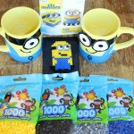 MINION Party Bags with Perler Bead and a Giveaway