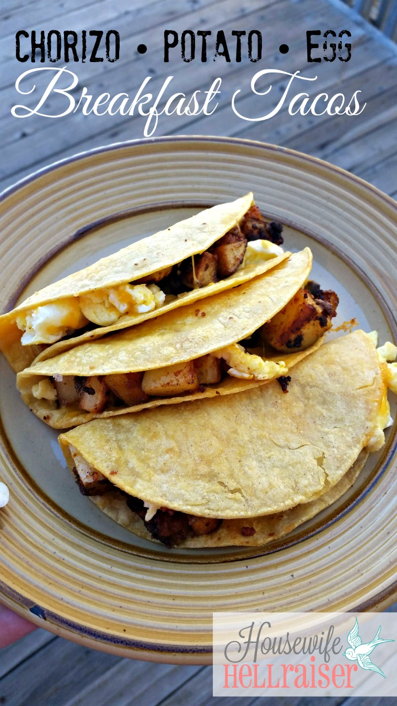 Breakfast Tacos - Of course you can eat tacos for breakfast, and these ...