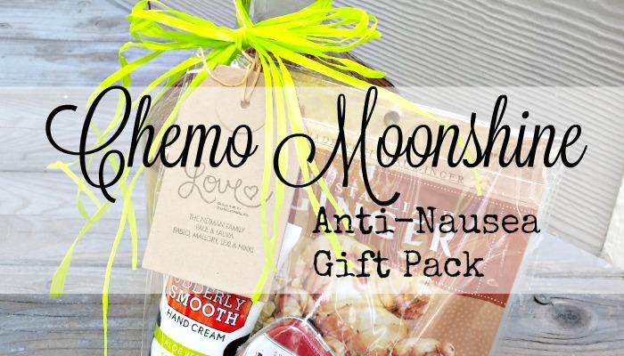 Chemo Moonshine – Natural Remedy for Nausea