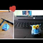 Sweet Sculpey Owl