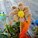 Sculpey Polymer Clay Springtime Plant Stakes