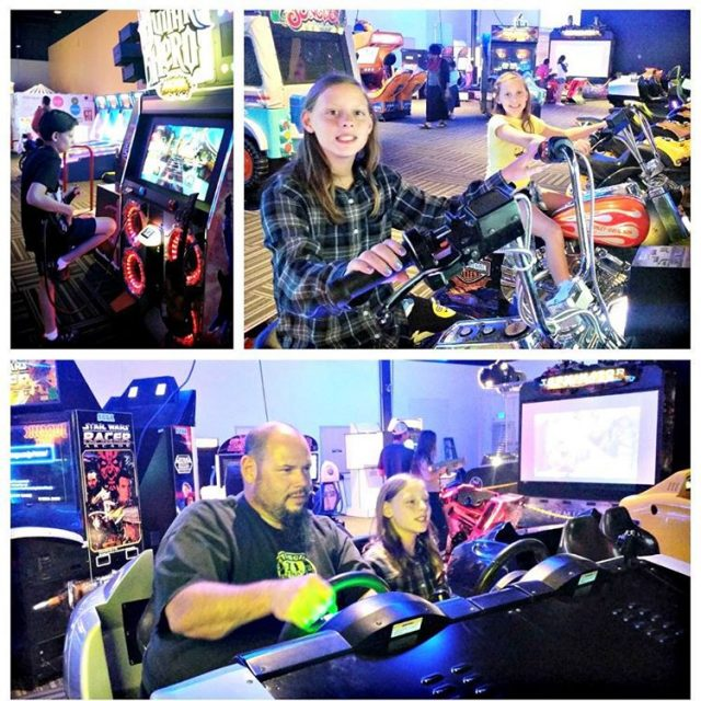 We loved checking out GameWorks Denver! Ive got all thehellip