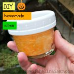 DIY Quick Homemade Slime